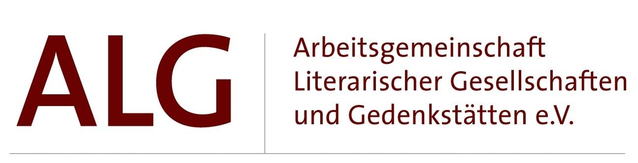 Logo Arbeitsgemeinschaft Literarischer Gesellschaften und Gedenkstätten e. V.